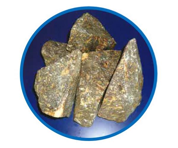 低硅高钙电熔镁砂
